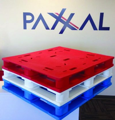 PAXXAL To Launch a New Era in Pallets