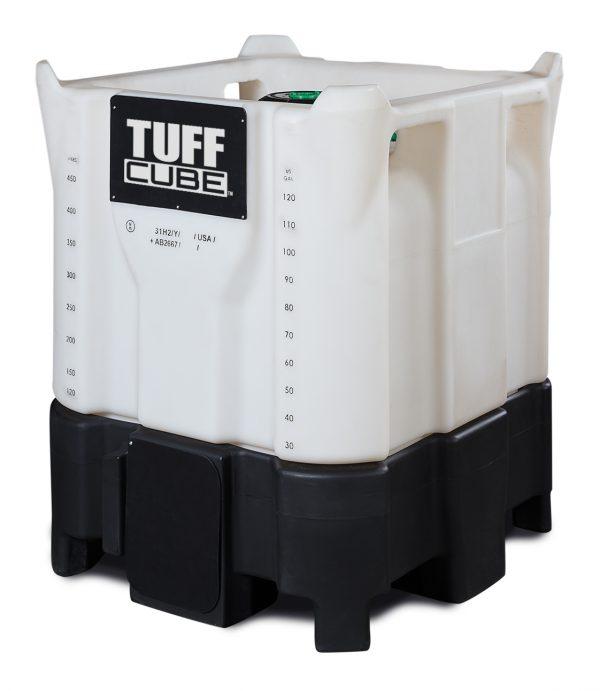 Elkhart Plastics, Inc. Offers Tuff Cube™ IBC to Canadian Market