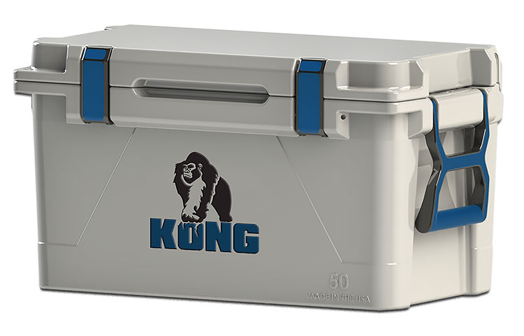 Elkhart Plastics, Inc. Introduces Rotomolded Kong Coolers