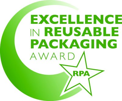 ANHEUSER-BUSCH INBEV & DS SMITH PLASTICS WIN THE 2018 EXCELLENCE IN REUSABLE PACKAGING AWARD