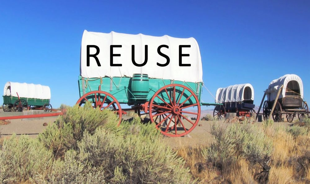 Prioritize Reuse on the Circular Economy Bandwagon