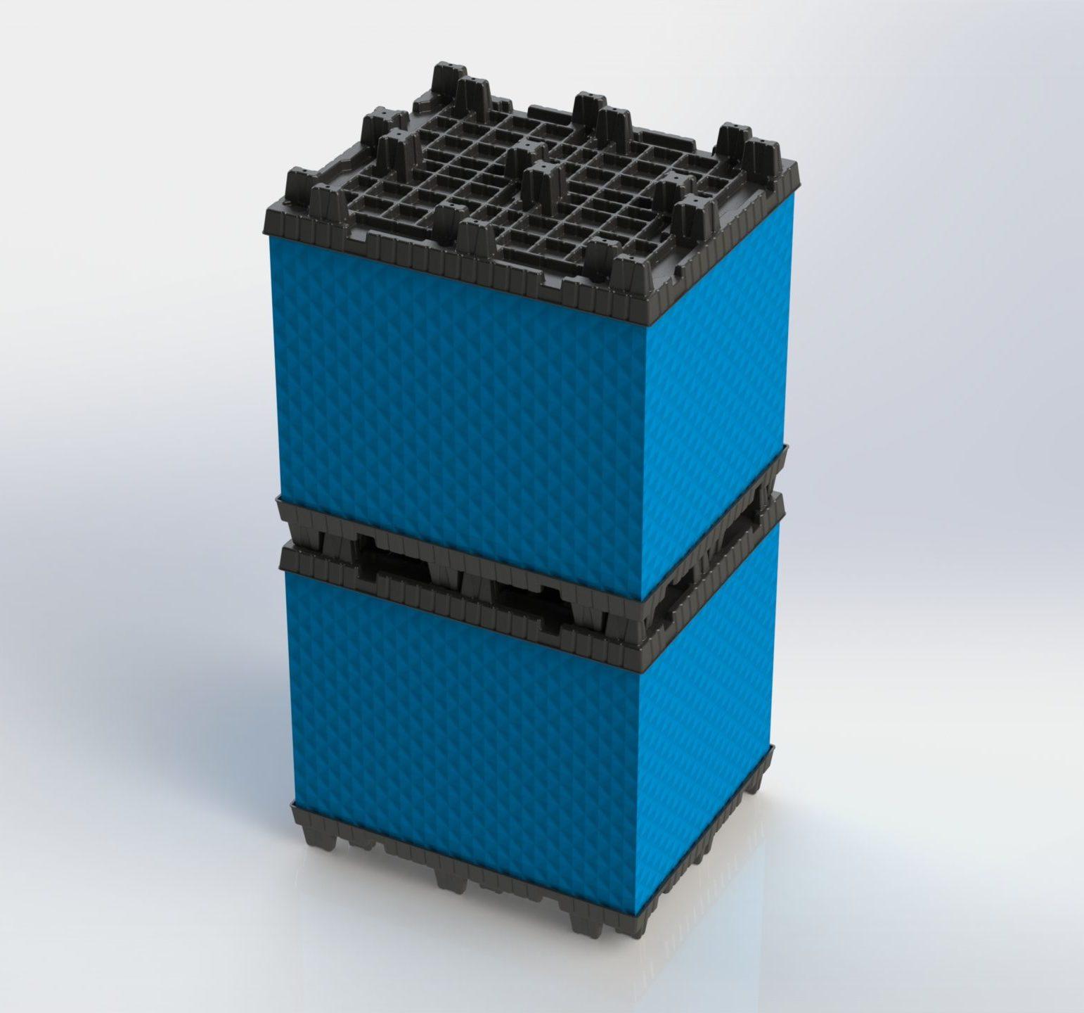 vantage plastics bins