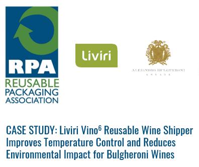 CASE STUDY: Liviri Vino6 Reusable Wine Shipper Improves Temperature Control and Reduces Environmental Impact for Bulgheroni Wines
