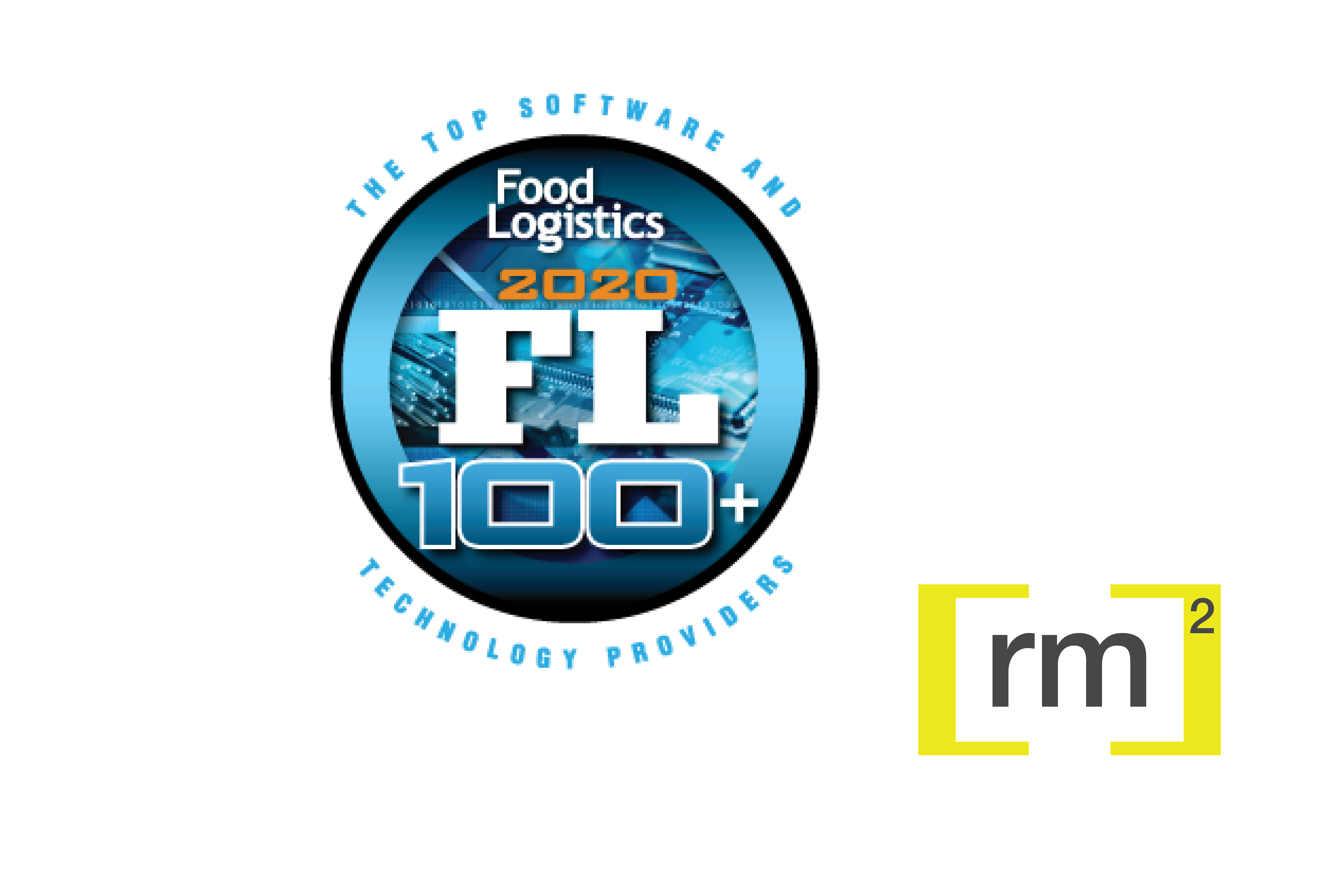 RM2 Named to Food Logistics' 2020 FL100+ Top Software and Technology Providers