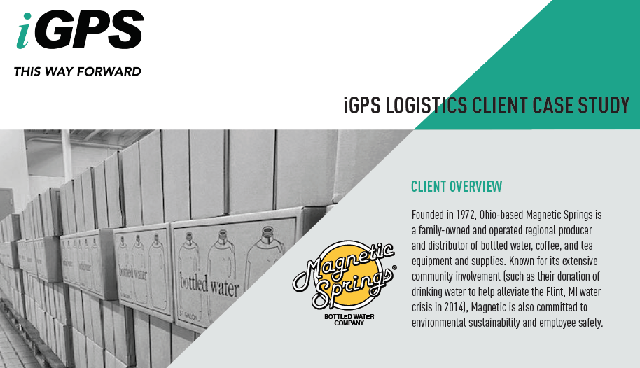 CASE STUDY: iGPS and Magnetic Logistics — When Great Pallets Meet Great Products
