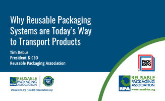 Why Reusable Packaging Systems Are Today's Way To Transport Products