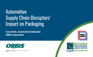 Automotive Supply Chain Disruptors and How They Impact Packaging