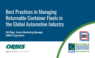 Best Practices in Managing Returnable Container Fleets in the Global Automotive Industry