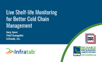 Live Shelf Life Monitoring for Better Cold Chain Management
