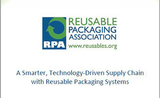 A Smarter, Technology-Driven Supply Chain with Reusable Packaging Systems
