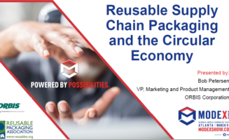 Reusable Supply Chain Packaging and the Circular Economy - Orbis