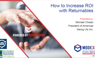 How to Increase ROI with Returnables