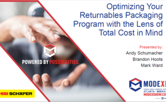 Optimizing Your Returnables Packaging with the Lens of Total Cost in Mind