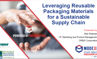 Leveraging Reusable Packaging Materials for a Sustainable Supply Chain