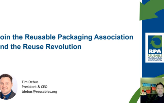 Why join the RPA and the Reuse Revolution