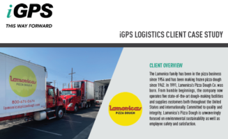 iGPS Lamonica Case Study