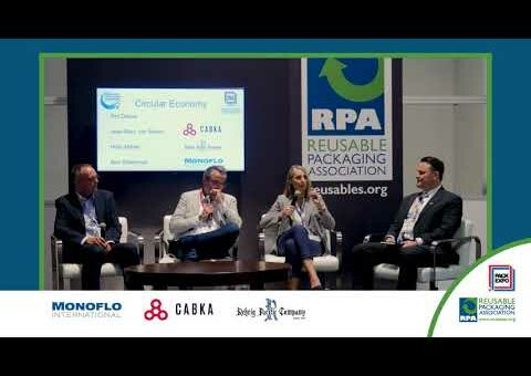 Reusable Packaging in a Circular Economy: Panel Discussion
