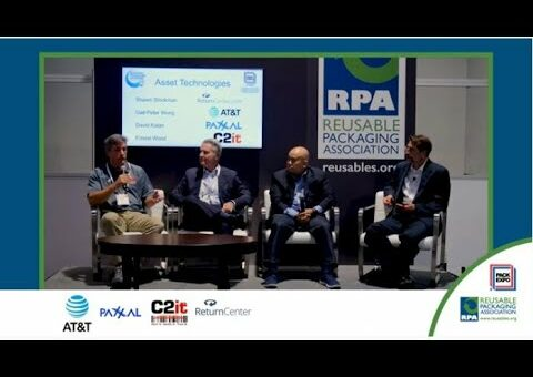Asset Technologies for Reusable Packaging: Panel Discussion