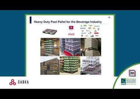 Global Leader In Pallets Made From Recycled Plastics