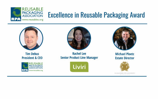 2020 Excellence in Reusable Packaging Award Presentation