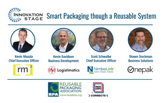 Smart Packaging Through a Reusable System: Panel Discussion at PACK EXPO Connects 2020
