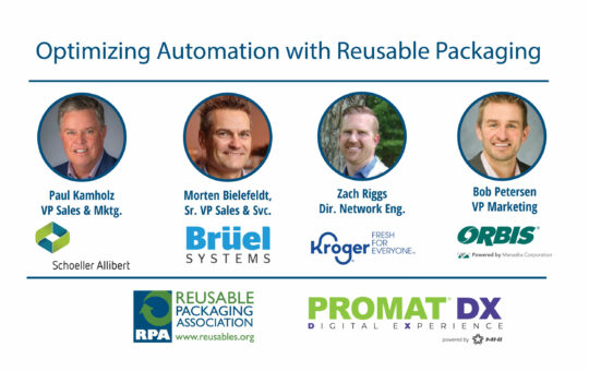 Optimizing Automation with Reusable Packaging - RPA ProMatDX Panel Discussion